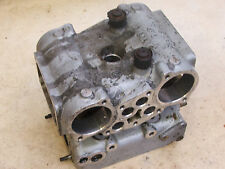 Ducati S4 Monster 916 engine cylinder head bare rear vertical 02063