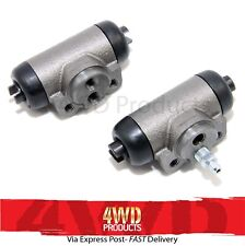 Brake Wheel Cylinder SET - Mitsubishi Triton MK 3.0-V6 6G72 / 2.8D 4M40 (96-06)
