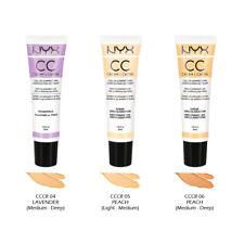 "3 NYX Color Correcting Cream - CC Cream ""3 Color Set"" *Joy's cosmetics*"