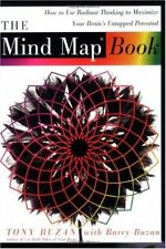 The Mind Map Book: How to Use Radiant Thinking to