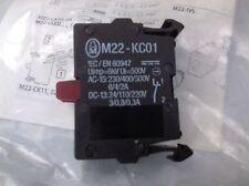 CONTACT BLOCK, REAR, 1NC, Part # M22-KC01