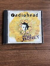 Radiohead - Pablo Honey (1993) Cd Album Ex