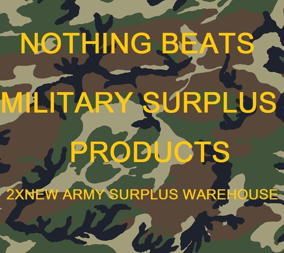 2xnew army surplus warehouse ebay stores