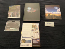 Final Fantasy XV: Complete Official Guide Collector's Edition,  NEVER READ