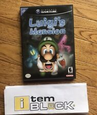 LUIGI'S MANSION Nintendo GameCube Complete Box CIB