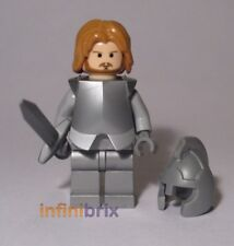 Lego Faramir Minifigure CUSTOM (Gondor Armour) for Lord of the Rings NEW cus102