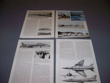 VINTAGE..HF-24 MARUT MK.I..3-VIEWS/SPECS/DETAILS..RARE! (737B)