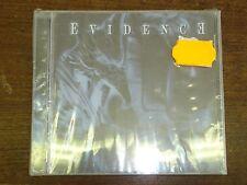 EVIDENCE Truth from a lie CD NEUF