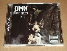 DMX Year of the Dog Again Explicit CD DVD Set