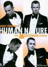 HUMAN NATURE - THE MOTOWN SHOW -  2013 SOUVENIR PROGRAM - VENETIAN RESORT,