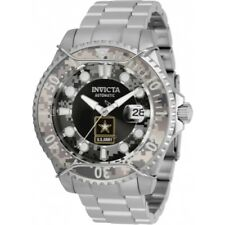 Invicta Men's 31851 Army Automatic Chronograph Black, Camouflage Dial Watch