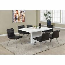 Stainless Steel Dining Room Tables | eBay
