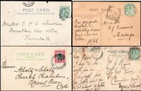 South Africa 1900-1930's Postcards Postkaart Maitland Transvaal Graaff Reinet