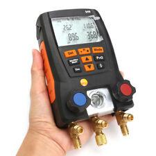 HVAC 0560 0550 549 Digital Plastic Refrigeration Manifold Gauge System Meter