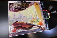 YEHUDI MENUHIN violin LALO symphonie espagnole GOOSSENS Capitol STEREO LP