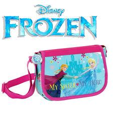 Ufficiale Disney congelato-Mini Borsa a tracolla borsetta bambina-Anna Elsa 523