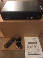 Panasonic DMP-BD70V VHS / Blu-Ray Combo Player with Remote