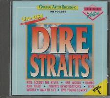 Dire Straits Live & alive-Live USA 1 (7 tracks, 1985)  [CD]
