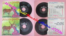 2 LP 45 7''MIRELLA col TRIO MARINO La storia della genoveffa FONOLA no cd mc dvd