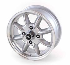 4VTO WHEELS 15X6 5X130 PORSCHE 911, 356, 912 Minilite style