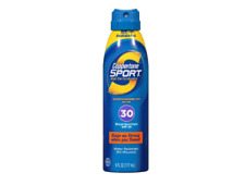 McK Coppertone Sport Sunscreen SPF 30 Spray Can Spray 5.5 oz