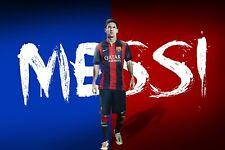 Lionel Messi Half Poster - 2019 POSTER 24x36