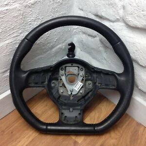 Genuine OEM Audi flat bottom steering wheel 8J0419091. A3 S3 MK2 8P TT 8J.   C9