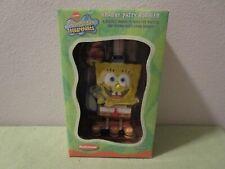 Vtg 2002 Spongebob Squarepants Krabby Patty Bobbler Bobblehead Toy Vault NIB