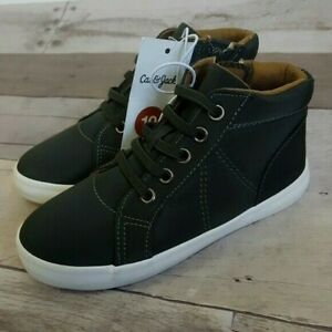 Cat & Jack Toddler Boys Ford Sneakers Olive Green Size 6, 8, 9, 10, 11, 12