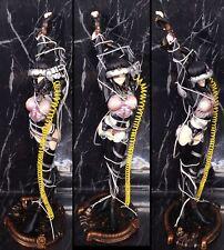*Damaged* Motoko Kusanagi Ghost in the Shell Hard Disk Alpha Statue Figure Us