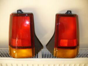 1995 96 97 98 99 DAEWOO TICO Hatchback Tail Light Rear Lamp Set Genuine NOS
