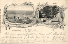 22045/ Foto AK, Jugendstil, Wittmarshof, Kapelle, 1902