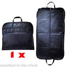 Kleidersack Kleiderhülle Kleidertasche Anzugtasche Kleiderschutz schwarz NEU