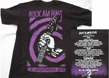 Rock am Ring - 2010 - Catch Guitar - T-Shirt - Size L - Neu
