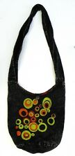 T209 NEW FASHION TRENDY SHOULDER STRAP COTTON BAG  MADE IN NEPAL