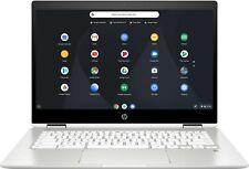 "HP - 2-in-1 14"" Touch-Screen Chromebook - Intel Celeron - 4GB Memory - 32GB eMMC"