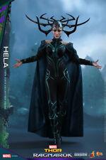 Hot Toys Marvel Thor Ragnarok Hela Cate Blanchett 1/6 Scale Figure In Stock USA