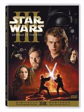 STAR WARS Episode 3 - Revenge of the Sith 2 Disc Limited Edition + Bonus Feature