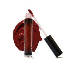 QVEEN Studio Matte Liquid Lip Satin in Monroe FULL SIZE NIB