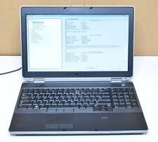 New listing Dell Latitude E6530 Laptop 2.90Ghz Intel Core i7-3520M 8Gb Ram No Hdd No Battery