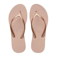 Havaianas High Light Infradito Rosa in Gomma da Donna HIGH LIGHT 3606 BR Size 10