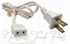 Salton Hotray Replacement Power Cord for Automatic Bread Warmer Hot Basket Model