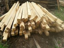 Eichenpfahl Pfähle Kantholz Eichenbalken 8 x 8 Kanthölzer aus Eiche, 3,0 m lang
