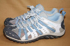 MERRELL Wo's 6 Eu 36 Ash Blue Heaven Athletic Hiking Trail Shoe Sneaker J257452C