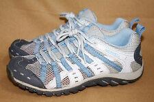MERRELL Wo's 6 Eu 36 Ash Blue Heaven Athletic Hiking Trail Shoe Sneaker J257452C