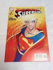 Supergirl #1 (2005) Turner VF/NM  (000807)