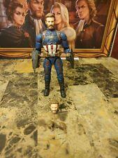 New Marvel Legends Infinity Saga Captain America WALMART EXCLUSIVE IN HAND Loose