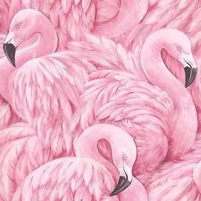 Rasch 277890 Flamingo Pink Wallpaper
