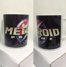 Metroid Prime Game Cube Wii Game Themed Coffee MUG CUP - Gaming Gifts