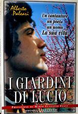 LUCIO BATTISTI 2 LIBRI  I GIARDINI DI LUCIO ...+ L.B LA LEGGENDA DELLA MUSICA...